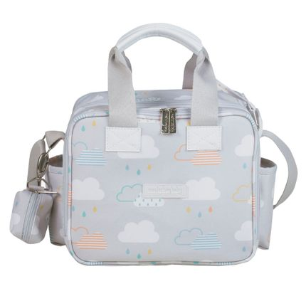 Bolsa Térmica Nuvem - Cinza - Masterbag
