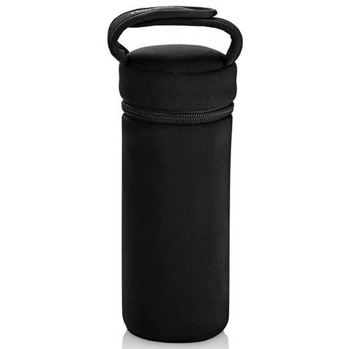 Bolsa Térmica para Mamadeira Bottle Bag Preta - Multikids