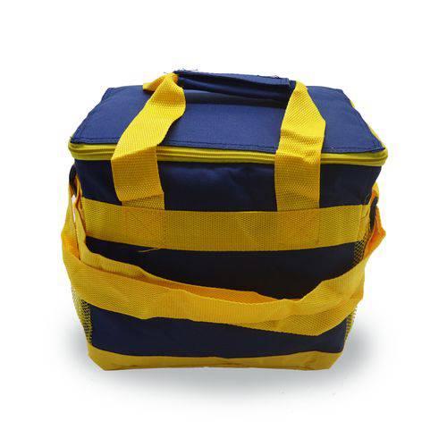 Bolsa Térmica Poliéster Azul Belfix