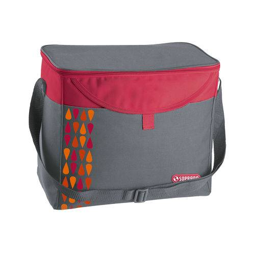 Bolsa Termica Pop 18l Vermelha - SOP09520.7206.17 - Soprano