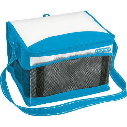 Bolsa Térmica Soprano Tropical 20 Litros, Azul