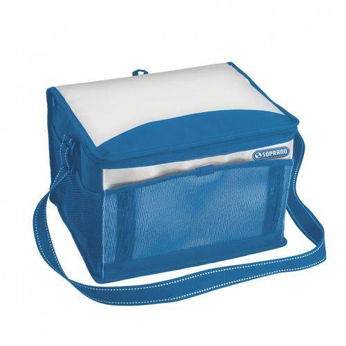 Bolsa Térmica Tropical 12L Soprano Azul