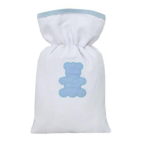 Bolsa Térmica Urso Encantado Azul Bebê