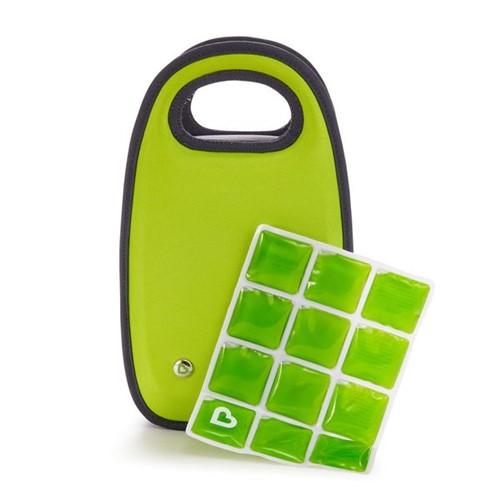 Bolsa Térmica Verde para Mamadeira