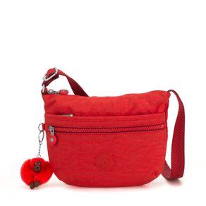 Bolsa Kipling Arto S Vermelha