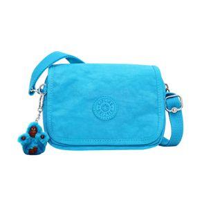 Bolsa Transversal Ikene Azul Candy Blue Kipling