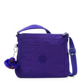Bolsa Transversal Moyelle Roxa Purple Grape Kipling