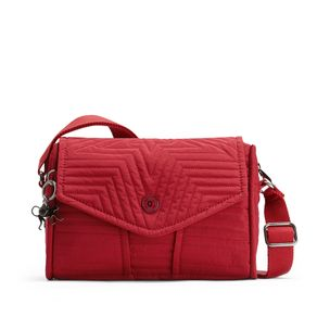 Bolsa Kipling Ready Now S Vermelha