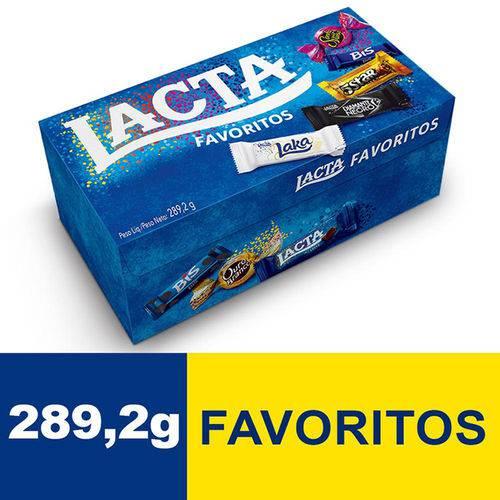 Bomb Lacta Favoritos 289.2g-cx