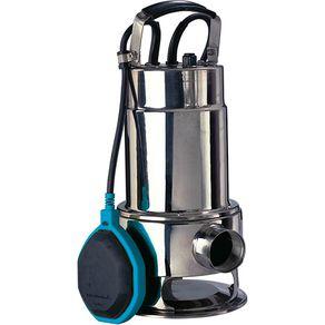 Bomba D?água Submersível Aço Inoxidável Portátil , 110v, 750w, XKS-750 SW ? 3202BR1 ? Gamma