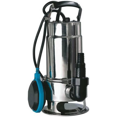 Bomba D´ Água Xks - 550 Sw Aço Inoxidável Portátil Águas Turva Gamma