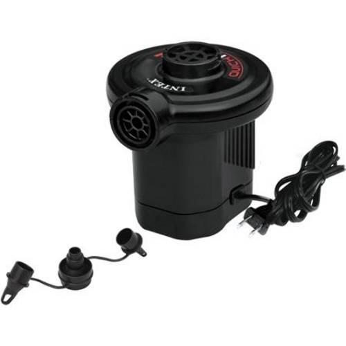 Bomba de Inflar Elétrica Intex Quick Fill 030 110v P Casa Carro 66631
