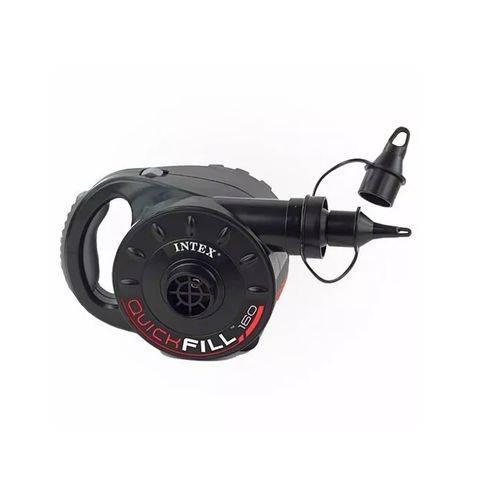 Bomba de Inflar Elétrica Intex Quick Fill 160 110v 66623BR