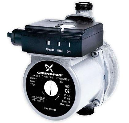 Bomba de Pressurização 120W Grundfos UPA 15-90 220V 98559114