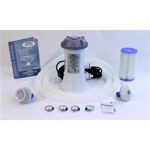 Bomba Filtrante Intex 2006 Lh 110v Kit de Limpeza com Aspirador e Peneira