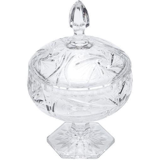 Bomboniere de Cristal com Base Prima 3719 Lyor