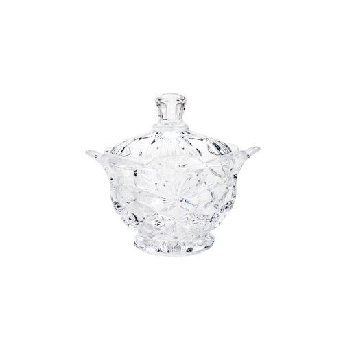 Bomboniere em Cristal Diamond 11,5x10,5cm
