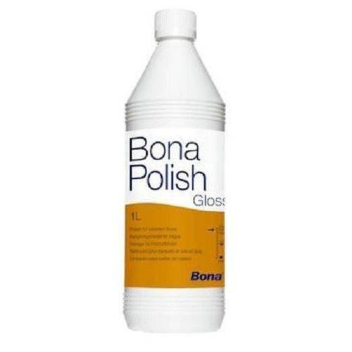 Bona Polish Gloss - Renovador de Piso de Madeira Brilhante - 1 Litro - Bona