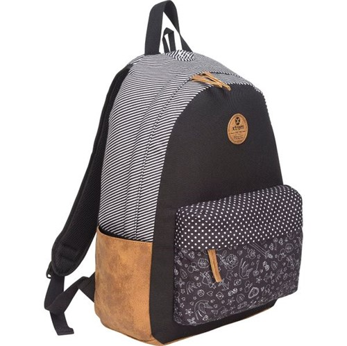 Bondy 810 Backpack Black Doodle
