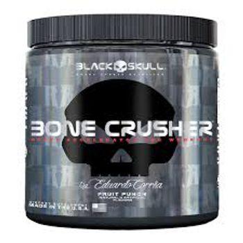 Bone Crusher 150g (30 Doses) - Black Skull