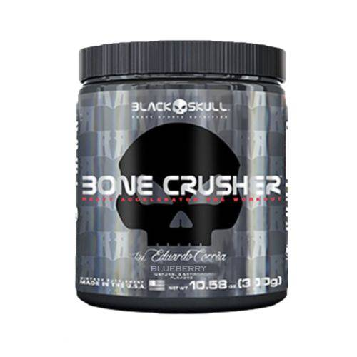 Bone Crusher 300g Black Skull Watermellon - Pre-treino