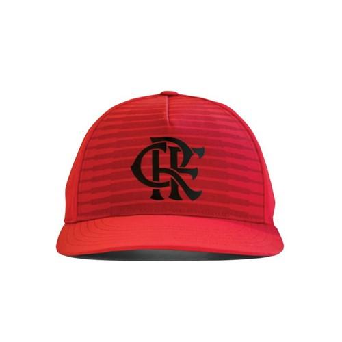 Boné Flamengo Aba Reta Adidas 2018 UN