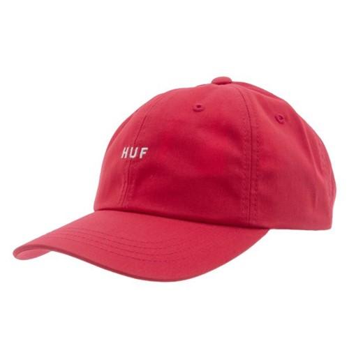 Boné Huf OG Logo Aba Curva Red