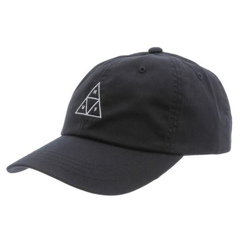 Boné Huf TT Aba Curva Hat Black