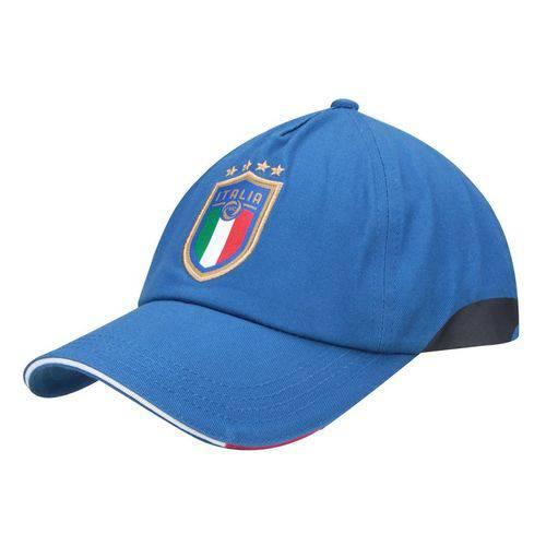 Boné Puma Itália Aba Curva Training