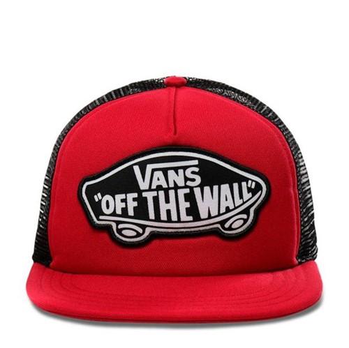 Boné Trucker Vans WM Beach Girl Hat Cerise-Único