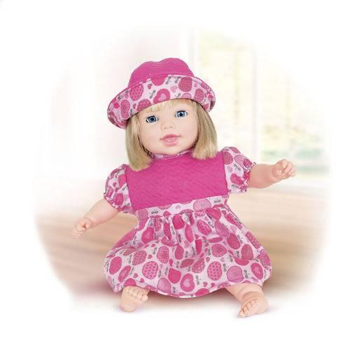 Boneca - 44cm - Life Baby - Canta e Recita - Cotiplás