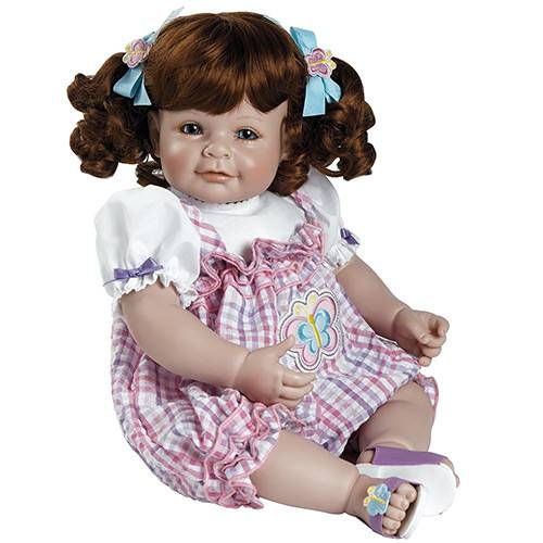Boneca Adora Doll Butterfly Kisses - Bebê Reborn