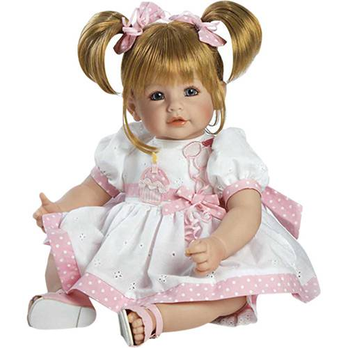 Boneca Adora Doll Happy Birthday Baby - Bebê Reborn