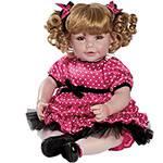 Boneca Adora Doll Polka Dotty - Bebê Reborn