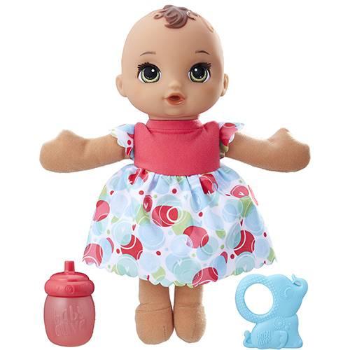 Boneca Baby Alive Hora do Sono Morena- Hasbro