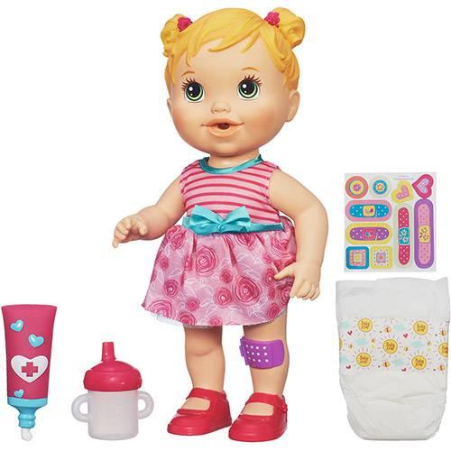 Boneca Baby Alive Machucadinho - Hasbro
