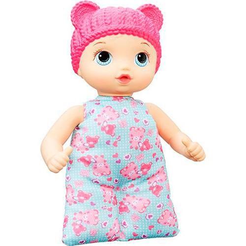 Boneca Baby Alive Naninha 15cm Hasbro Rosa Rosa