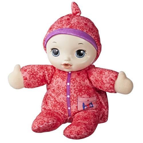 Boneca Baby Alive Soninho Loira - Hasbro