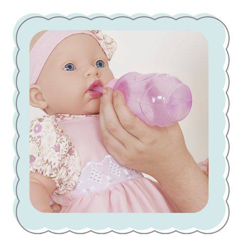 Boneca Babys Faz Pipi Cotiplás 2068