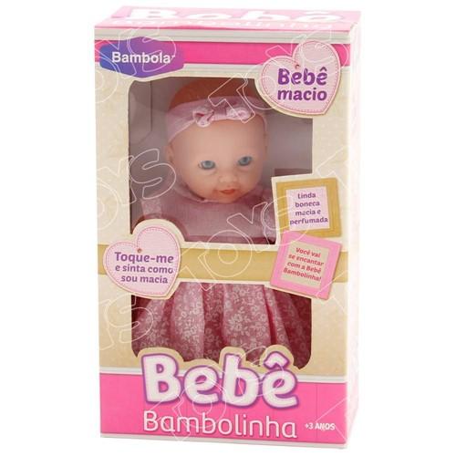 Boneca Bambolinha BAMBOLA BRINQUEDOS