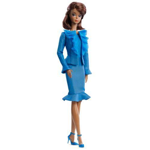 Boneca Barbie Collector Silkstone Chic City Suit - Mattel