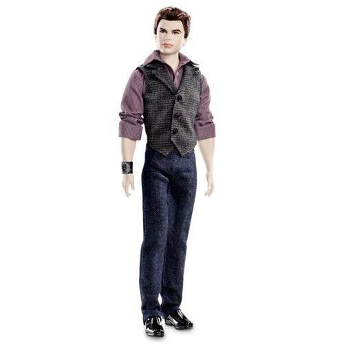 Boneca Barbie Collector The Twilight Saga Breaking Dawn Part 2 Ken Emmett - Mattel
