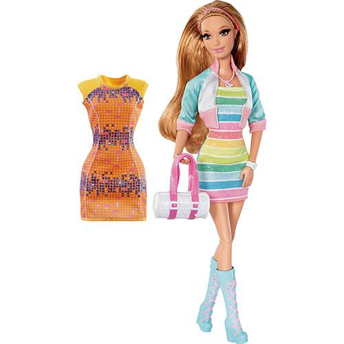 Boneca Barbie Dreamhouse - Summer Mattel