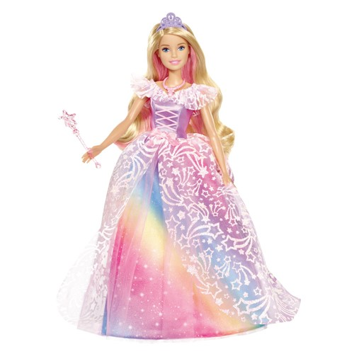 Boneca - Barbie Dreamtopia - Vestido Brilhante