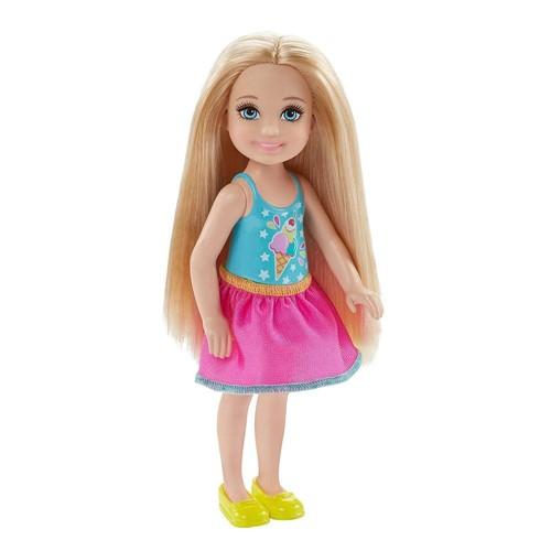 Boneca - Barbie - Familia Chelsea Club - Cinema
