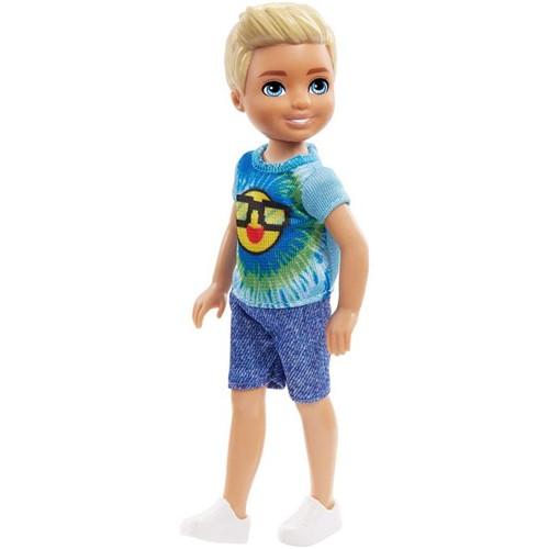 Boneca Barbie Família - Chelsea Club - Menino Emoji Frl83 - MATTEL
