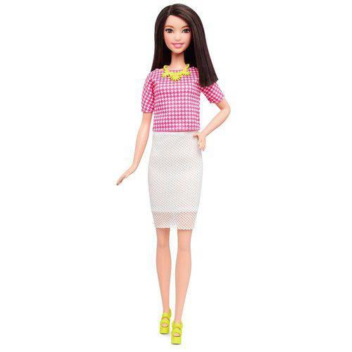 Boneca Barbie - Fashionista - White And Pink Pizzazz - Tall - Mattel