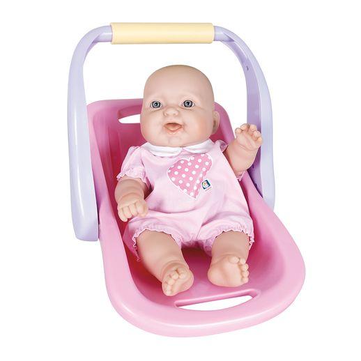 Boneca Bebê Conforto La Newborn - Cotiplás