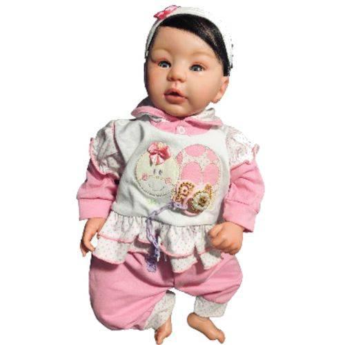 Boneca Bebê Reborn Angelica Super Realista
