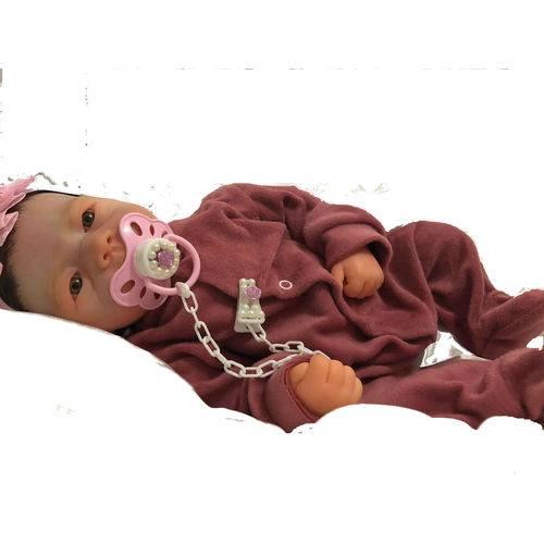 Boneca Bebê Reborn Autentica Rafaela